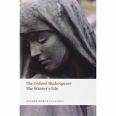 Winter's Tale Oxford Shakespeare Shakespeare Orgel Oxford Univers. 9780199535910