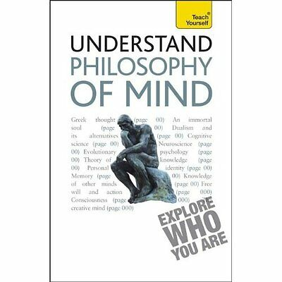 Philosophy Mind Teach Yourself Thompson Books Paperback / softback 9781444157628
