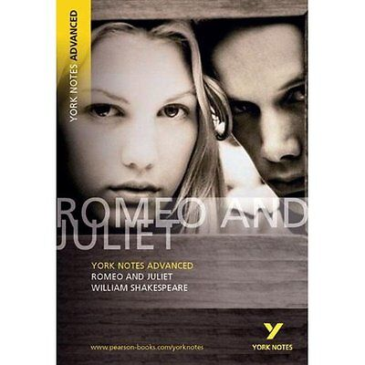 Romeo and Juliet: York Notes Advanced Shakespeare Longman PB / 9780582823075
