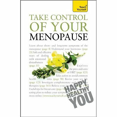 Take Control Your Menopause Teach Yourself 2010 Wright Books Pape. 9781444103687