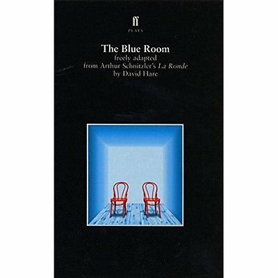 The Blue Room David Hare 'Plays playscripts' Faber Plays PB / 9780571197880