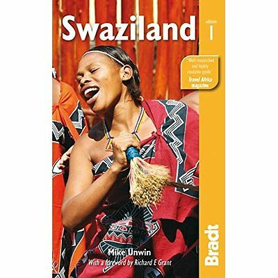 Swaziland Mike Unwin Bradt Travel Guides Paperback / softback 9781841624006