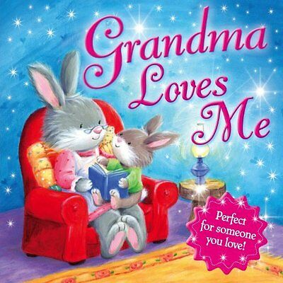 Grandma Loves Me Igloo Books Paperback / softback 9781781974650