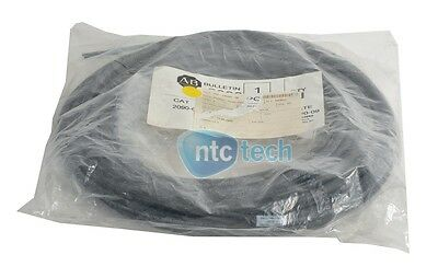 Allen Bradley 2090-CPWM6DF-16AA12 Motor Power Cable - 12M