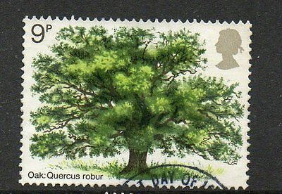 GB 1973 British Trees 1st issue fine used stamp