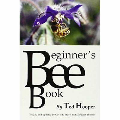 Beginner's Bee Book Hooper Bruyn Thomas Stenlake Paperback / soft. 9781840336214