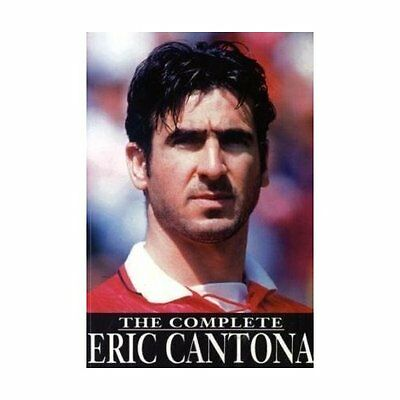 Complete Eric Cantona Phillips Empire Publications Paperback / so. 9781901746587
