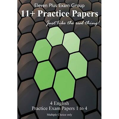 English Eleven Plus Practice Papers Exam Group Loose-leaf 9781905025930