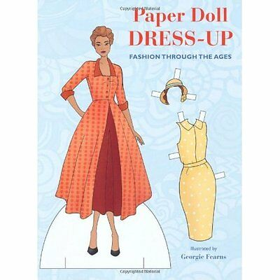 Paper Doll Dress-up Fearns CICO Books Paperback / softback 9781908862730