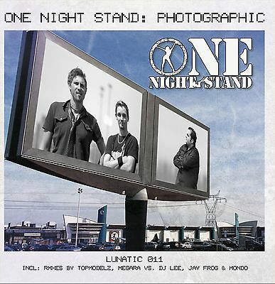 "One Night Stand - Photographic (Depeche Mode) [12""-Vinyl] incl. Topmodelz Remix"