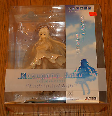 Authentic Yosuganosora Kasugano Sora Alter Version 1/8 Scale PVC Figure