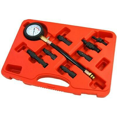 Petrol Engine Compression Tester Test Kit Gauge Car Motorcycle (Neilsen CT1865)