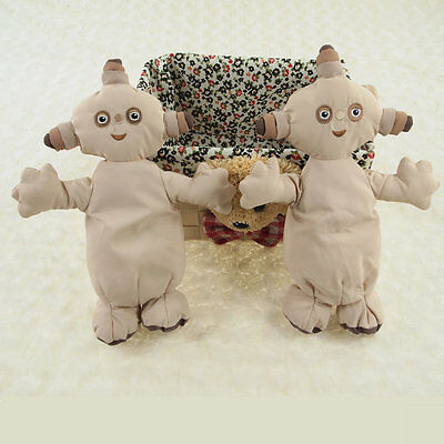 "1PC Cute 11"" Makka Pakka in The Night Garden Fabric Plush Toy Doll Baby Toy New"