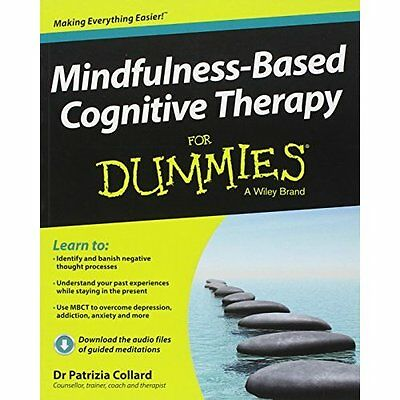 Mindfulness-Based Cognitive Therapy For Dummies Collard John Wile. 9781118519462