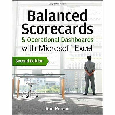 Balanced Scorecards Operational Dashboards with Microsoft Excel 2e 9781118519653