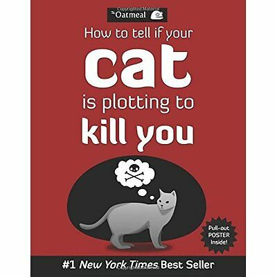 How to Tell If Your Cat is Plotting Kill You Inman Humour Andrews. 9781449410247
