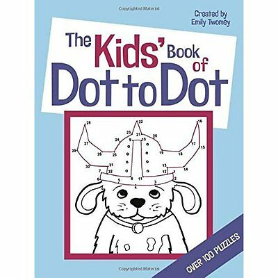 Kids Book Dot to Golden Twomey Buster Books Paperback / softback 9781780553665
