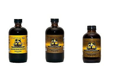 Jamaican Black Castor Oil ORIGINAL and EXTRA Dark By Sunny Isle