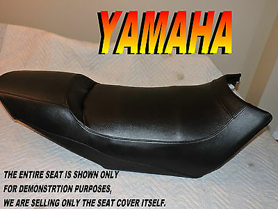 Yamaha RX1 2003-05 New seat cover RX 1  snowmobile all black 900b
