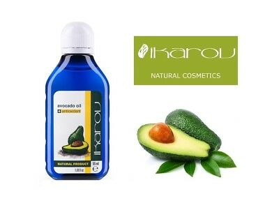 Avocado Oil 100% Pure Natural Antioxidant for Face Body Massage Carrier Oil 55ml