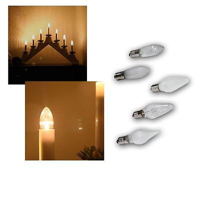 LED Lamp E10 Replacement Light Bulbs, Candle Arch Fairy Lights, flying buttress