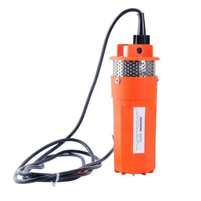 24v Submersible Deep Well Water Dc Pump Alternative Energy Solar Battery-AM SFR