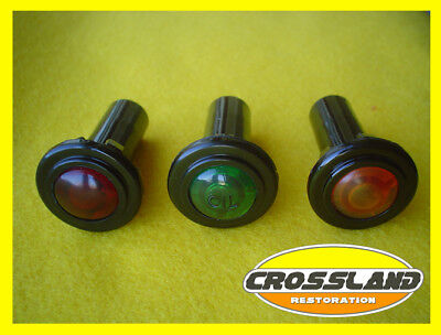 Land Rover Series 1, 2 Dash Warning Lights