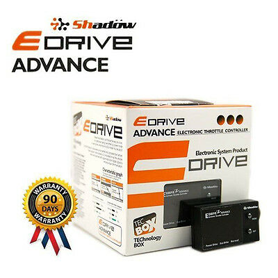 SHADOW E-Drive Throttle Controller For Nissan Navara D22 Skyline V35 350Z Z33