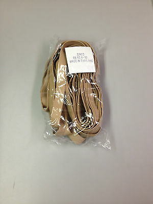 """Case of 300 each Mover's band, 50"""" rubber band, Big Job bands, Furniture Bands"""