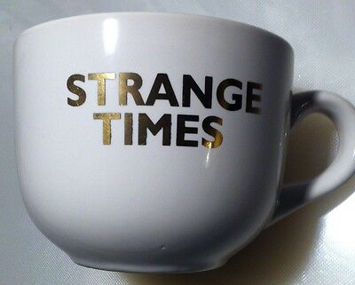 The Moody Blues Strange Times Large Coffee Mug Cup
