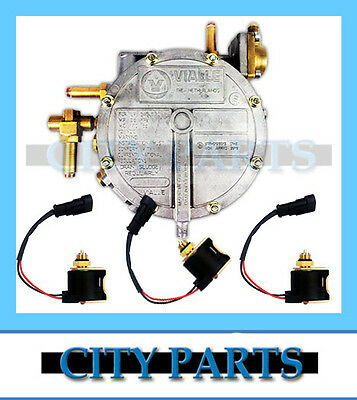 New Ford Falcon Ba Bf Fg Vialle Straight Gas Lpg Converter And Solenoid Kit