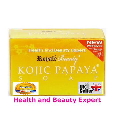 Kojic Papaya Soap Kojic Acid Soap Papaya Soap Skin Whitening *top Selling Item *