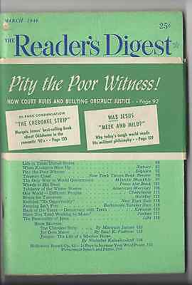 March 1946 READER'S DIGEST American GIs Return Home Harry Truman