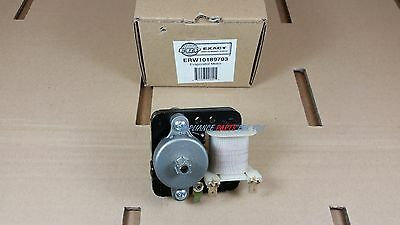 NEW Replacement W10189703 Evaporator Fan Motor Refrigerator Whirlpool