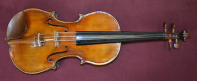 Vintage Violin, Full Size, made in USA by N Yaroshuk, 1951