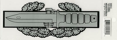 Combat Action Badge Decal - Outside Application