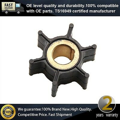 Impeller Replace Johnson Evinrude OMC BRP Outboard Motor Part 389576 0389576