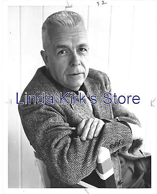 "Don Goddard Promotional Photograph Actor Seated 8"" x 10"""