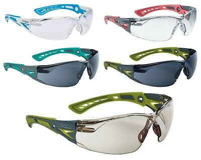 Bolle Rush+ Small Safety Glasses Spectacles Pink Or Blue RUSHPSPSI