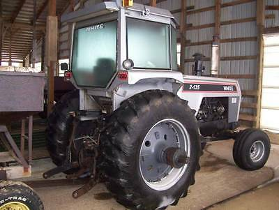 2-135 White Tractor 1980