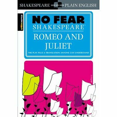 Romeo and Juliet Shakespeare, Crowther Spark Notes PB / 9781586638450