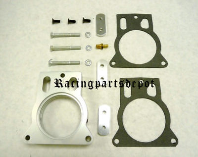 Fits: CHEVY GM 03-05 CHEVY GM HELIX THROTTLE BODY SPACER 4.8 5.3 6.0