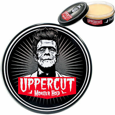 Uppercut Deluxe MONSTER HOLD Hair Wax Beauty mens pomade
