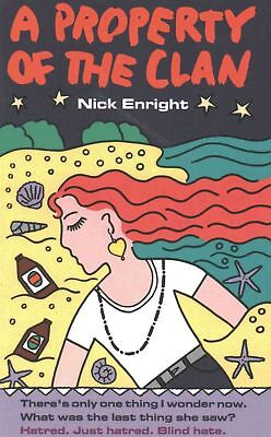 A Property of the Clan by Nick Enright Paperback Book Free Shipping!