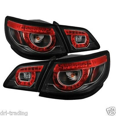 Replacement Aftermarket LED Tail Lights for Holden VF Commodore SS SV6 SSV Evoke
