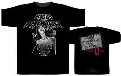 HAMMER HORROR - Hands Of The Ripper T-shirt - NEW - XLARGE ONLY