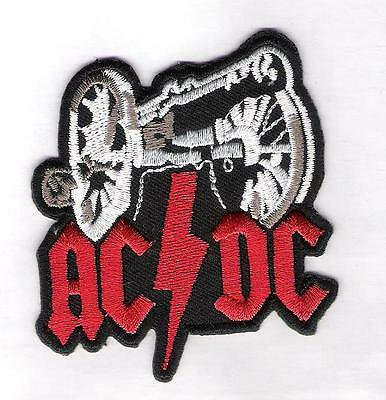 patch embroidered / écussons thermocollants, AC/DC