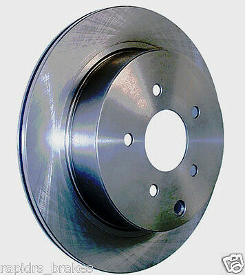 Ford Territory BF XR6T  XR8  Disc Brake Rotors Front Single 322mm