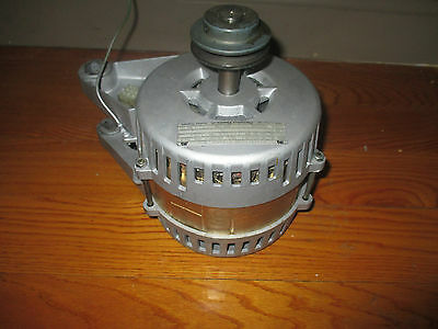 Used Wascomat W75,W74 Main Motor 220V 3PH ( New Bearing & Tested)