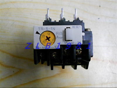 FUJI TR-5-1N/3 12-18A Thermal Overload Relay PLC